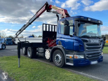 Camion Scania P 280 plateau ridelles occasion