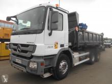 Caminhões basculante bi-basculante Mercedes Actros 2636