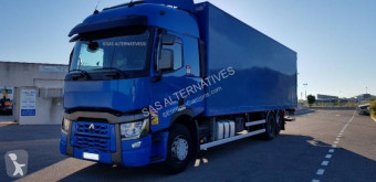 Camion fourgon polyfond Renault T-Series 380.26 DTI 11