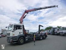 卡车 双缸升举式自卸车 曼恩 TGA 26.360