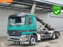 Camion polybenne Mercedes Actros 2535