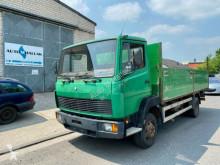 Camion Mercedes LK 817 Pritsche Blatt/Blatt / Schaltgetriebe plateau ridelles occasion