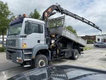 Ciężarówka MAN TGA 18.480 wywrotka używana