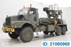 Kamion armádní Volvo N10