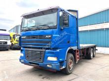 DAF XF95 truck used flatbed