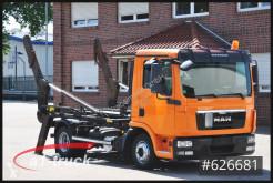卡车 摆臂式垃圾车 曼恩 TGL 8.180 City Absetzkipper EEV Luft