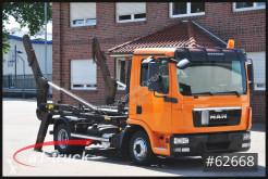 Camion MAN TGL 8.180 City Absetzkipper EEV Luft dépannage occasion