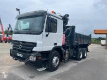 Camion bi-benne Mercedes Actros 3332