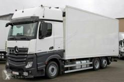 Ciężarówka Mercedes Actros 2548 L ACTROS Kunsttransporter Kühlkoffer LBW chłodnia używana