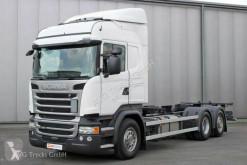 Ciężarówka Scania R R 450 6X2 BDF Retarder LDW ACC 2x AHK podwozie używana