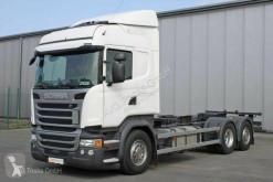 Teherautó Scania R R 450 6X2 BDF Retarder LDW ACC 2x AHK használt alváz