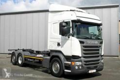 Kamión Scania R R 450 6X2 BDF Retarder LDW ACC 2x AHK podvozok ojazdený