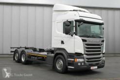 Camion châssis Scania R R 450 6X2 BDF Retarder LDW ACC 2x AHK