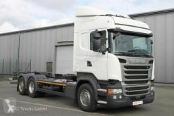 Scania chassis truck R R 450 6X2 BDF Retarder LDW ACC 2x AHK
