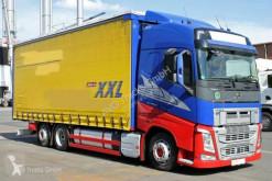 Camion rideaux coulissants (plsc) Volvo FH FH 460 6X2 Jumbo Schiebeplane Edscha Hubdach ACC