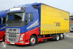 Camion Volvo FH FH 460 6X2 Jumbo Schiebeplane Edscha Hubdach ACC rideaux coulissants (plsc) occasion
