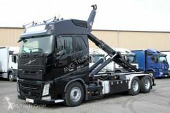 Camion Volvo FH16 FH 16 750 6X4 Retarder Standklima ACC Leder polybenne occasion