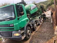 卡车 混凝土搅拌车/搅拌机 达夫 CF85 430