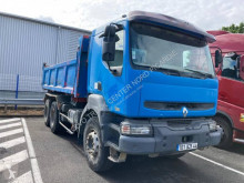 Camión Renault Kerax 420 DCI volquete volquete bilateral usado