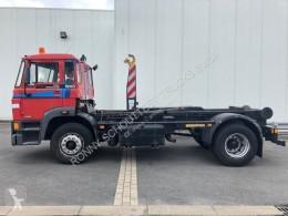 Camion polybenne DAF 1900 Turbo 4x2 Turbo 4x2, Anbauplatte