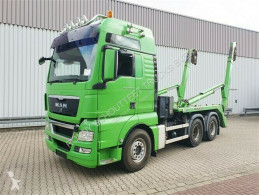 MAN skip truck TGX 26.540 6x4 BB 26.540 6x4 BB, Intarder, XXL-Fahrerhaus