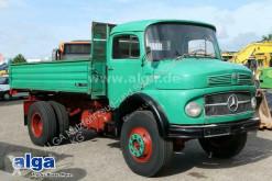 Ciężarówka wywrotka trójstronny wyładunek Mercedes 1517 1517 D LP 4x4, Allrad, 3 Sitz, wenig KM
