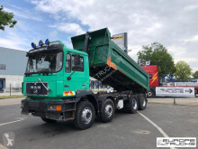 Camion benne MAN 35.403 Full steel - Manual - 6 cyl - Mech pump
