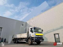 Камион платформа Renault Kerax 370
