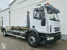 Camion polybenne Iveco Eurocargo 180 E 28, VDL Abrollanlage S-14-5200