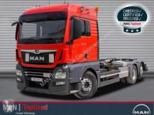Ciężarówka MAN TGX 26.460 6X2-4 BL HYVA LIFT 20.60.S Lenk Lift Ac Hakowiec używana