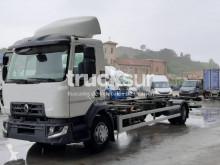 Camión furgón transporte de bebidas Renault D250.14