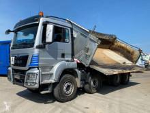 Camion tri-benne MAN TGS TG-S 35.420 8x4 BB 4-Achs KipperBordmatik