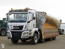 Ciężarówka MAN TGS TG-S 35.420 8x4 BB 4-Achs KipperBordmatik wywrotka trójstronny wyładunek używana