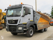 Камион MAN TGS TG-S 26.500 6x4 3-Achs Kipper Bordmatik самосвал самосвал с тристранно разтоварване втора употреба