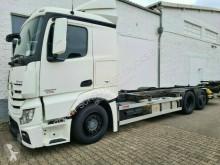 Камион Mercedes Actros 2543 LL nR 6x2 2543 LL nR 6x2, Ret-Klima-Stand-ATM шаси втора употреба