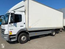 Camión Mercedes Atego 1524 furgón caja polyfond usado