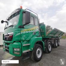 Camion benne MAN TGS 35.440 8x4 BB EEV Meiller Dreiseitenkipper Bordmatik (8)