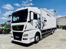 Camion frigo MAN TGX 26.440 chłodnia 22EP multitemperatura 6x2 , Perfekcyjny !