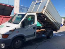 Furgoneta furgoneta volquete Iveco Daily 35C13