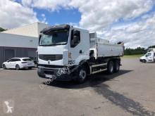 Camion bi-benne Renault Premium Lander 460 6x4