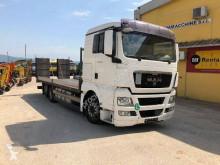 MAN heavy equipment transport truck TGX 26.440