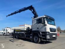 Lastbil MAN TGS 26.440 flatbed standard brugt