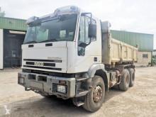 Iveco two-way side tipper truck Eurotrakker 260E35 H Cursor