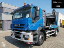 Iveco skip truck Stralis Stralis 310 / AD190S31/P