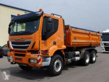 Lastbil Iveco Magirus Magirus AT260T45*Euro 5EEV*Retarder*AHK*Kühlbox* 3-vejs tip brugt