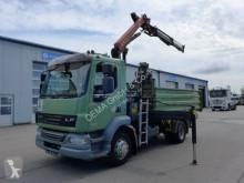 Kamión korba DAF LF55 LF 55.250*Euro5*TÜV*Palfinger PK8502 Kran*Klima*
