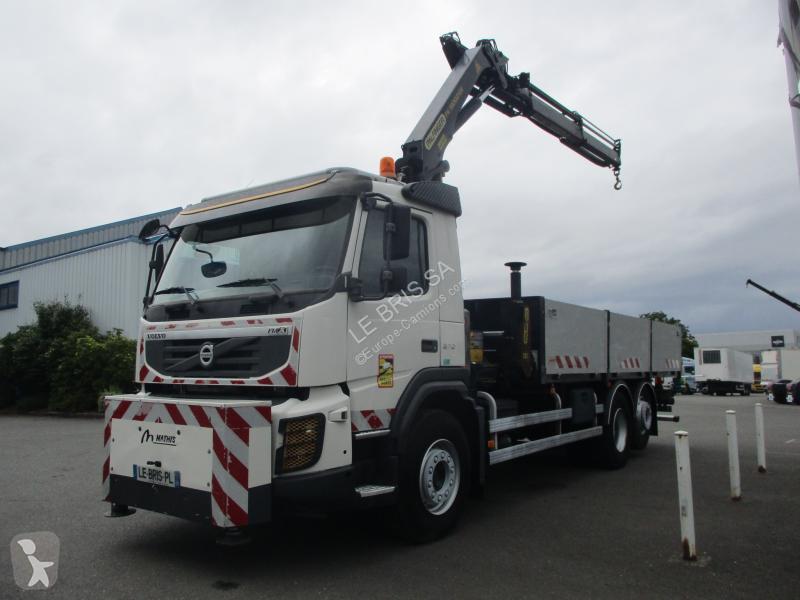 Voir les photos Camion Volvo FMX