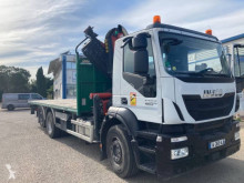Camion Iveco Stralis plateau standard occasion