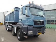 Camión MAN TGS 41.400 volquete usado