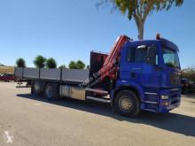 Ciężarówka platforma MAN TGA 26.360
